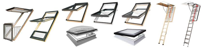 FAKRO offre aux clients une gamme élargie des fenêtres de toit