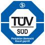 Certificat TÜV SÜD