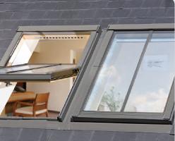 fen tres de toit non standard fakro. Black Bedroom Furniture Sets. Home Design Ideas