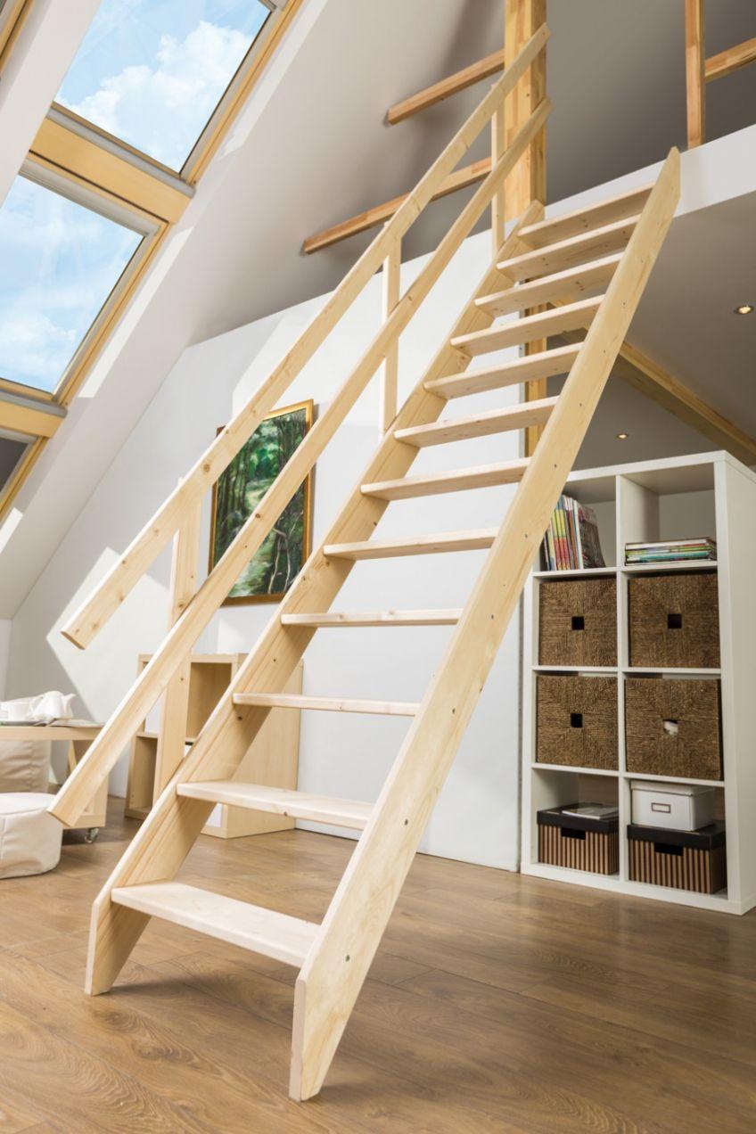 Peindre Une Rampe D Escalier En Bois escalier de meunier - fakro